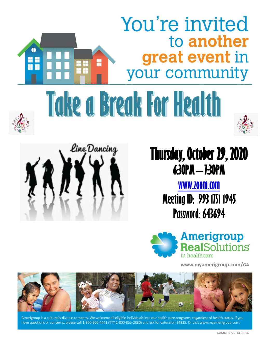 Amerigroup | October Events